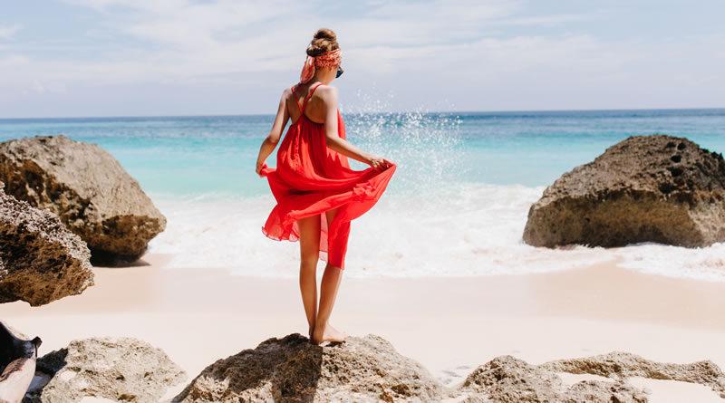 Como Ir Vestida A La Playa
