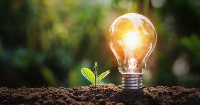 Cuidemos El Planeta Ahorrando Energía