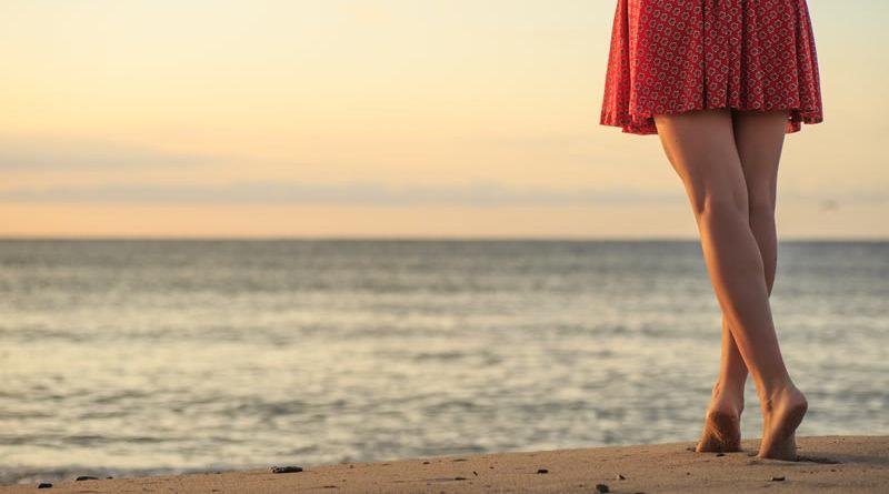 Beneficios De Caminar Descalzo