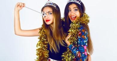 prepararte para una fiesta de Fin de Año
