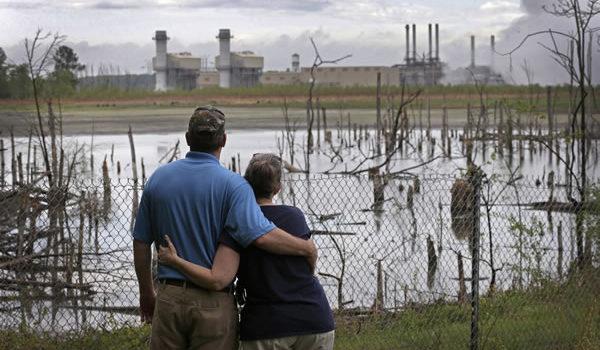 Causas Y Efectos De La Contaminación Del Agua