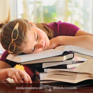 Quitar El Sueño Para Estudiar