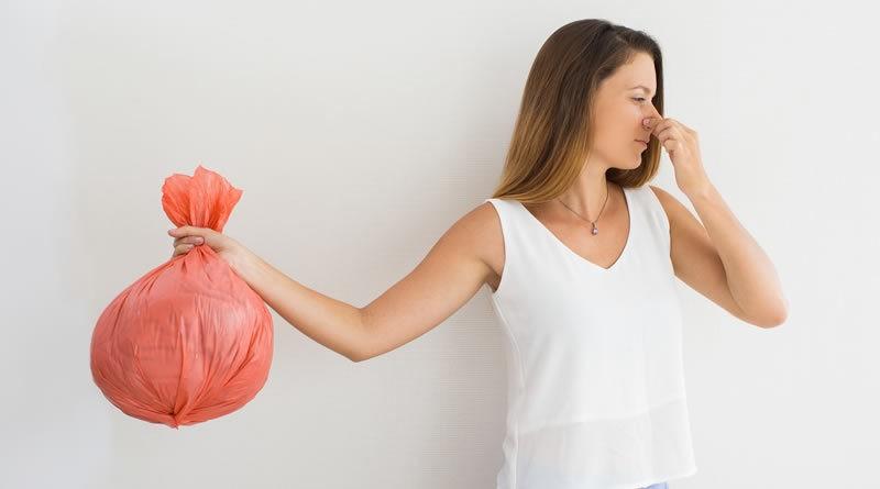 Eliminar El Mal Olor Del Cubo De Basura