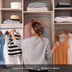 ideas para organizar un armario