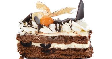 Tarta Selva Negra, Receta de pastel alemán