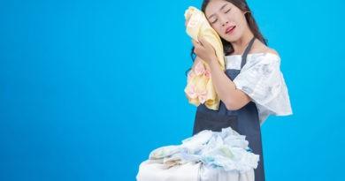 Detergentes naturales para la ropa