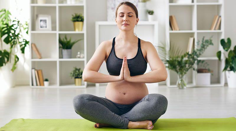Beneficios del yoga prenatal